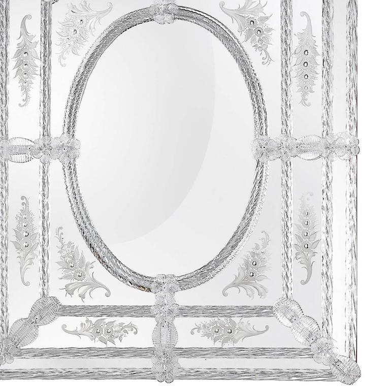 Italian San Marco Mirror For Sale