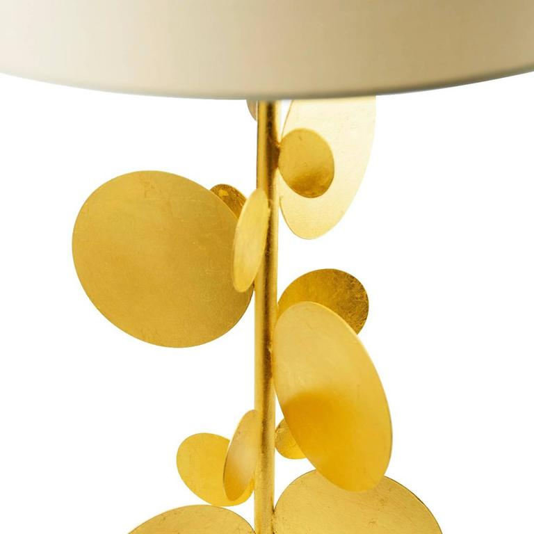 Orion table lamp for sale at 1stdibs stylish table lamp made of welded metal and available in two finishes namely in gold mozeypictures Choice Image