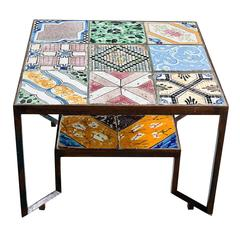 Anticato Tiles Spider Table
