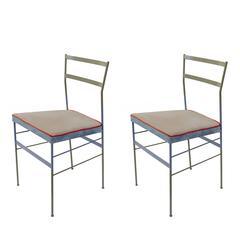 Pair of Pontina Detta Chairs