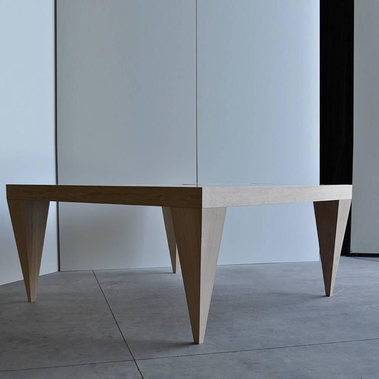 Italian Square Desk For Sale