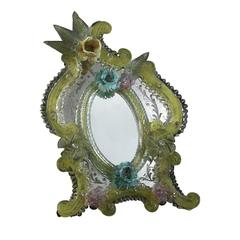 Storto Da Tola Green Mirror