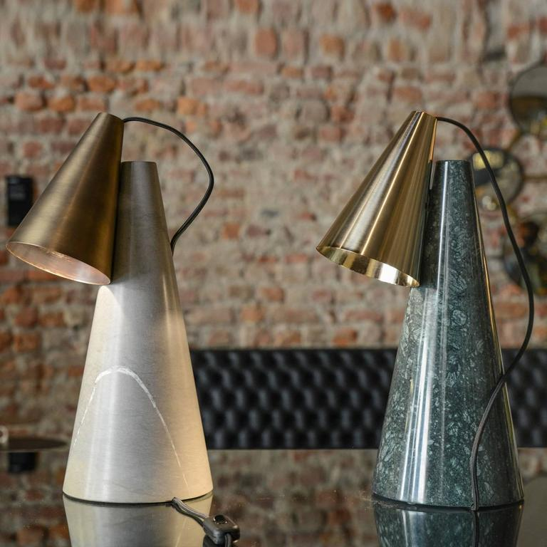 38 Brass Table Lamp 2