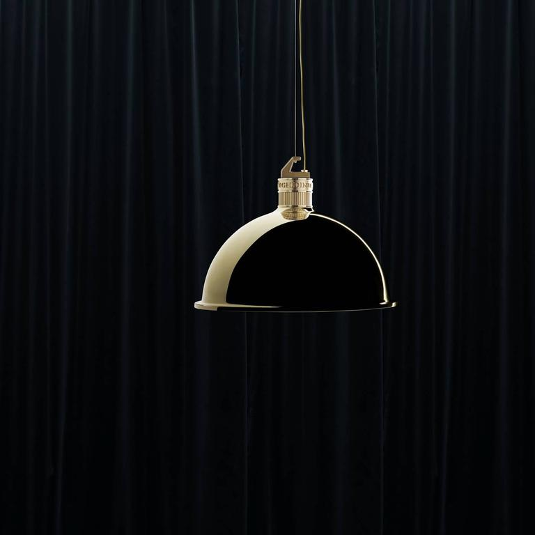 Contemporary Iconic Pendant Lamp For Sale