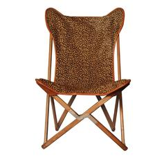 Leopard Tripolina Chair