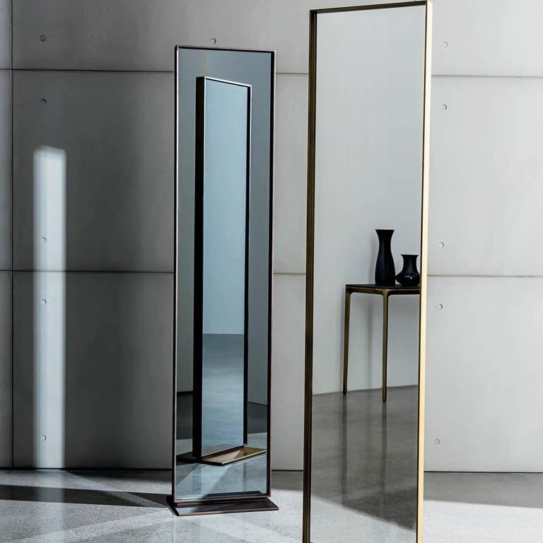 Elegant Full Length Floor Mirror For Sale At 1stdibs