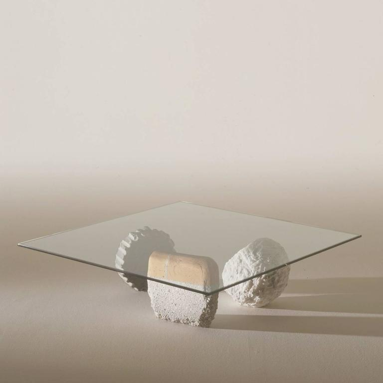 Inspired By The Youthful Memories Of Designer Materials Is A Table Base Made