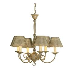 Timeless 'Oxford' Chandelier with a Sophisticated Design
