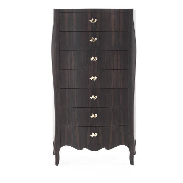 Set 1 Chest of Drawers