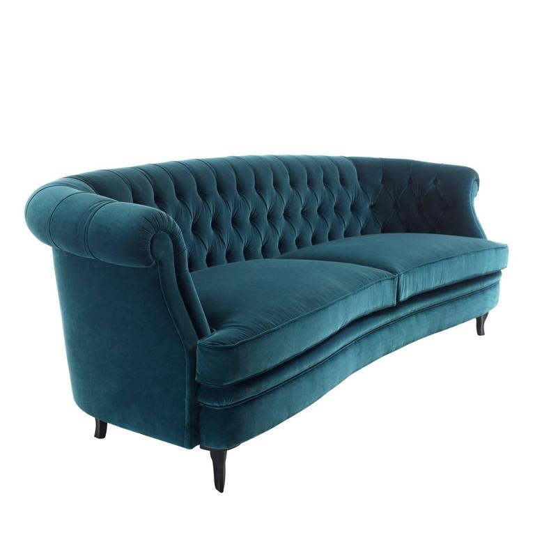Leather Sectional Sofas Charlotte Nc: Striking 'Charlotte' Sofa With A Cover Of Natural Down For