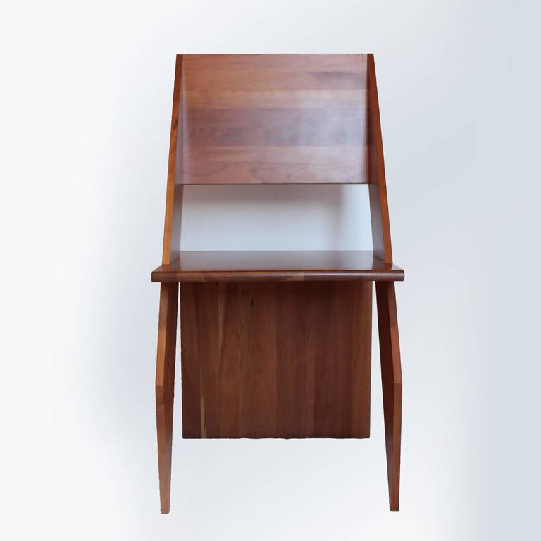 Other Modern 'Giotto' Chair with a Minimalistic Design For Sale