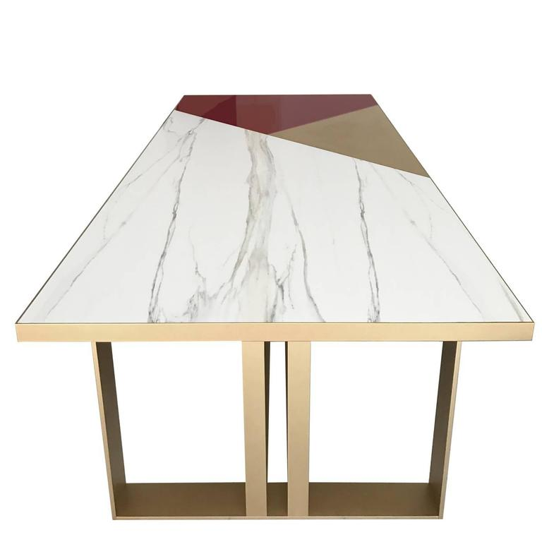 Exclusive Dining Table By Monica Gasperini For Sale At 1stdibs