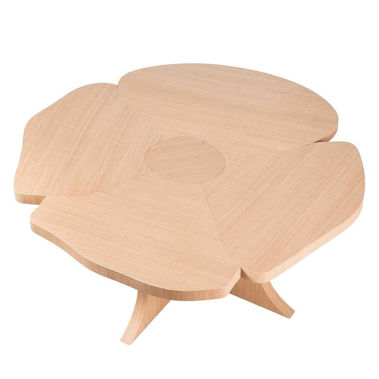 Italian Andy Natural Dining Table For Sale