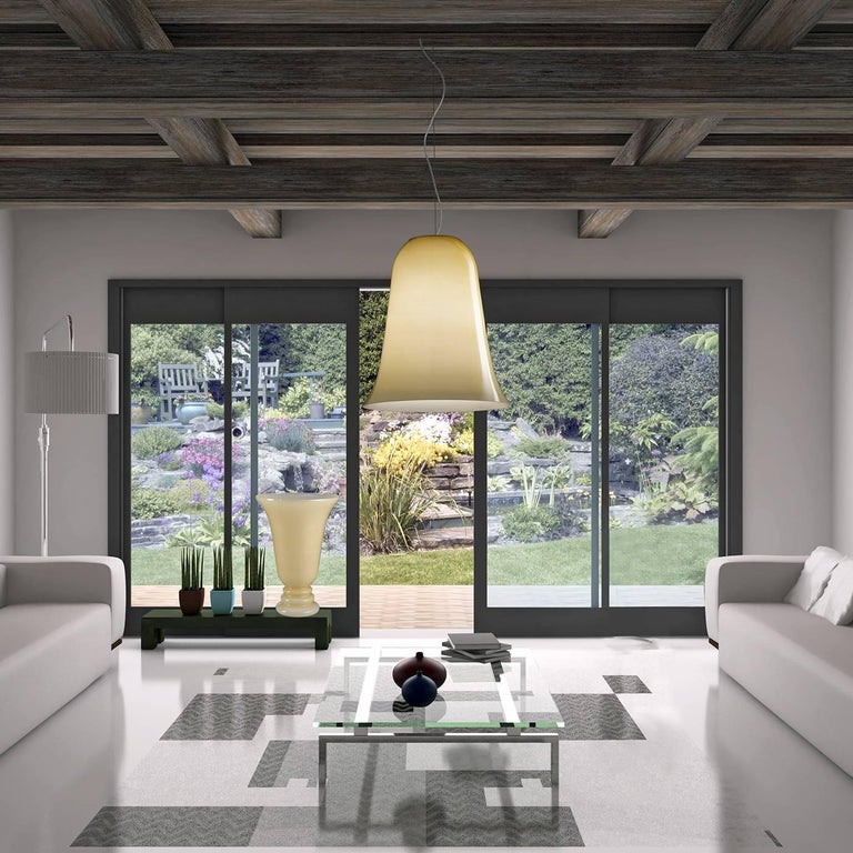 Majestic Ceiling Lamp with a Minimalistic Design 2