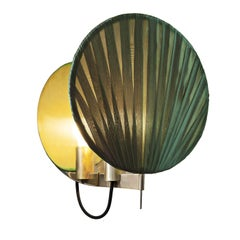 Elegant Green Wall Light