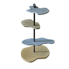 Suspended Islands Shelves