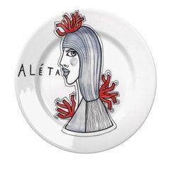 Aleta Plate