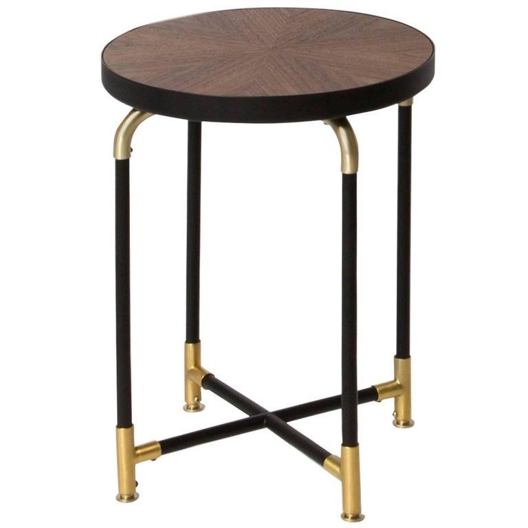 Aston Walnut Coffee Table For Sale