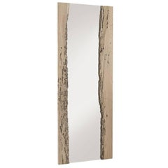 Channel Wall Mirror
