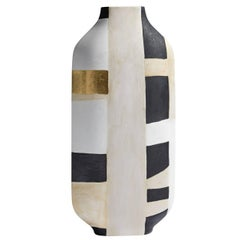 Tall Palma Abstract Vase