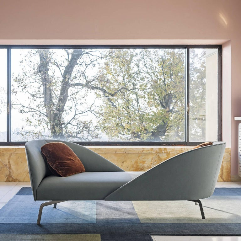 Italian Face to Face Sofa by Gordon Guillaumier For Sale