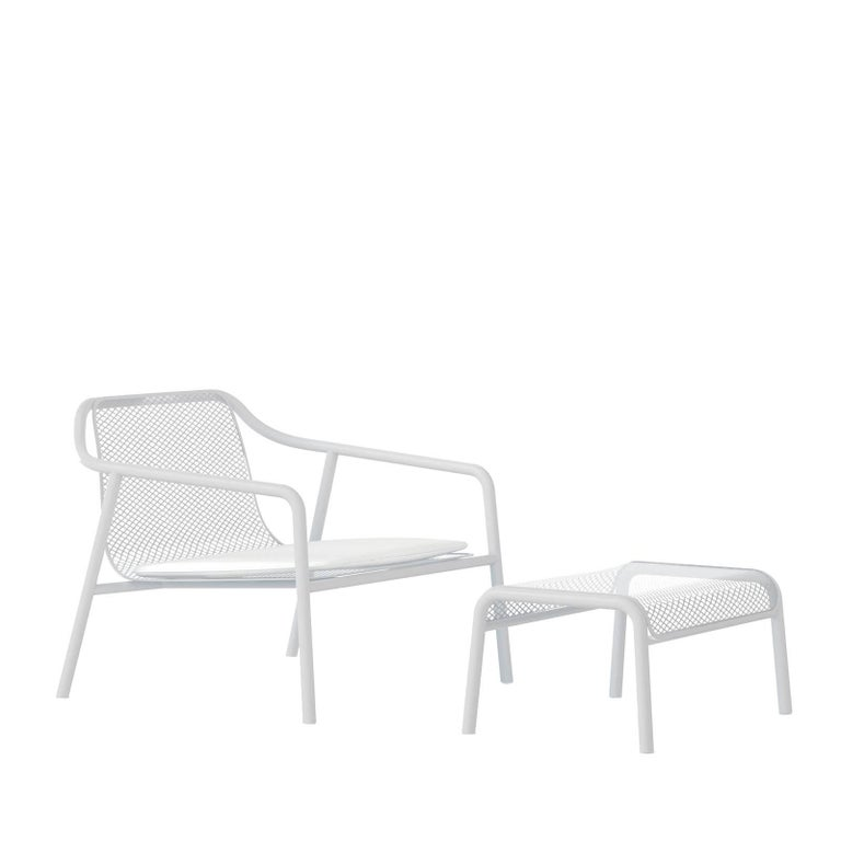 Jacket Outdoor Armchair by Patrick Norguet