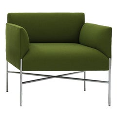 Chill-Out Green Armchair by Gordon Guillaumier