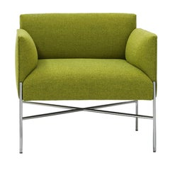 Chill-Out Light Green Armchair by Gordon Guillaumier