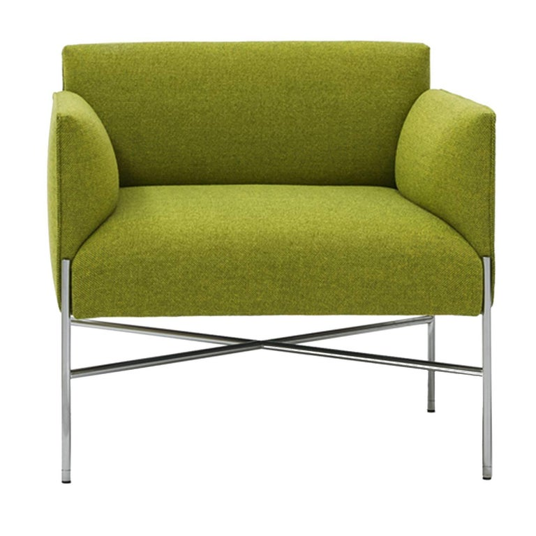 Chill Out Light Green Armchair By Gordon Guillaumier