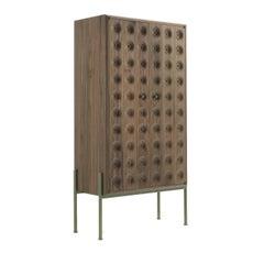 Breathe Green Cabinet