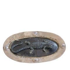 Salamander Ceramic Platter