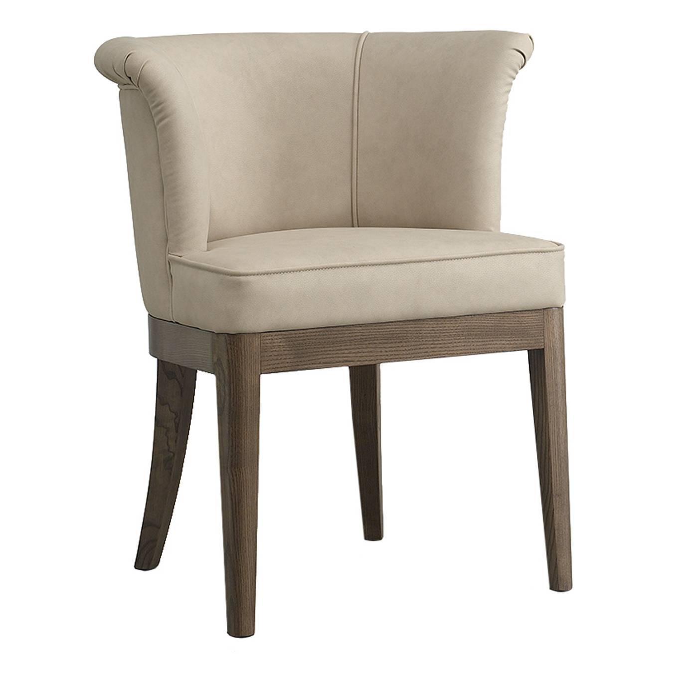 Motivi Cushioned Armchair For Sale