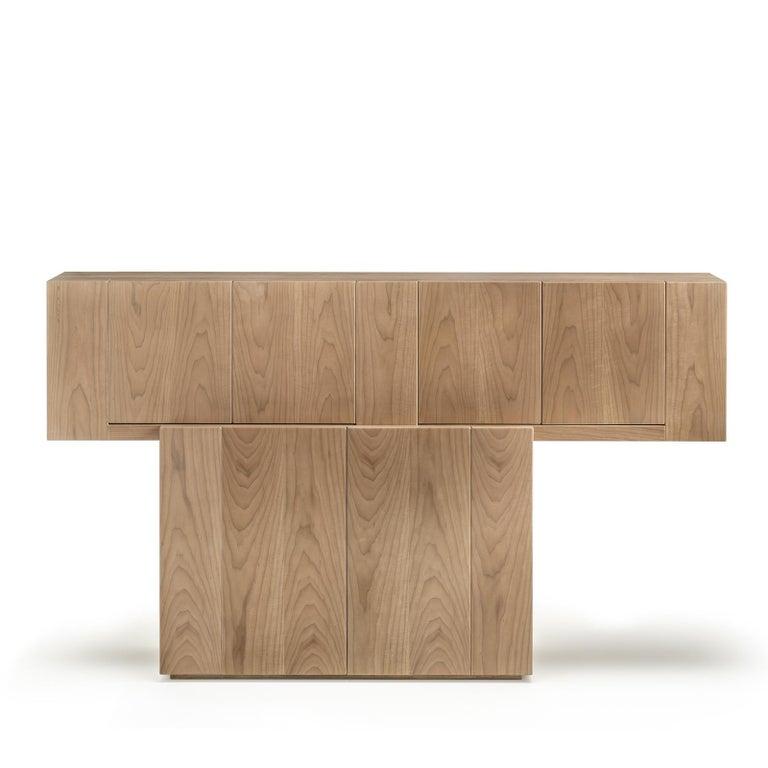 Italian Walnut Sideboard For Sale