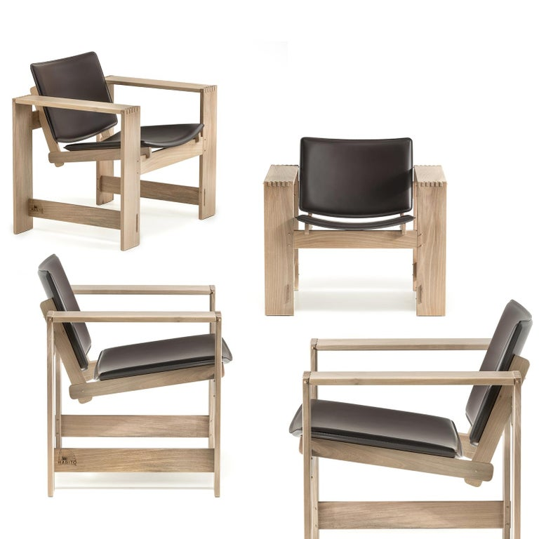 Contemporary San Marco Armchair For Sale