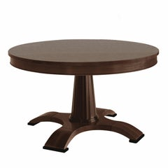 Heritage J.S. Round Extendable Table