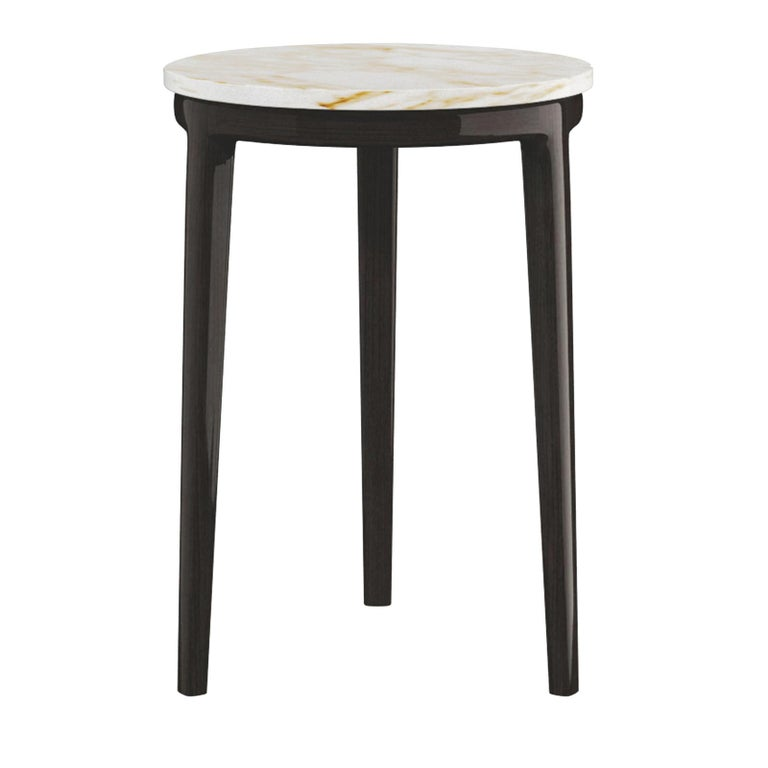 Indigo Tall Side Table