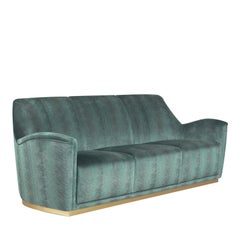 Jacob Azure Sofa