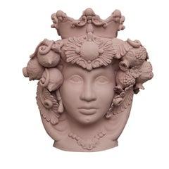 Donna Rosalia Head Vase