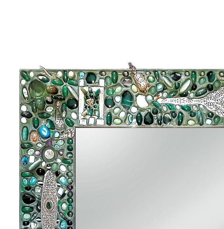 L'Eredità Mirror In New Condition For Sale In Milan, IT