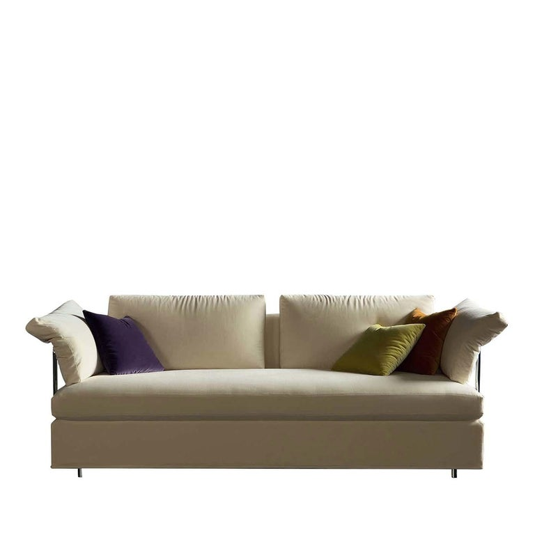 Rock 1 Sofa Bed with Armrests