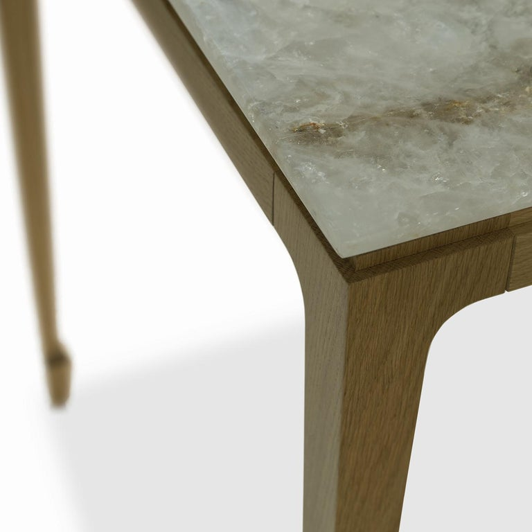 Yang Tall Side Table In New Condition For Sale In Milan, IT