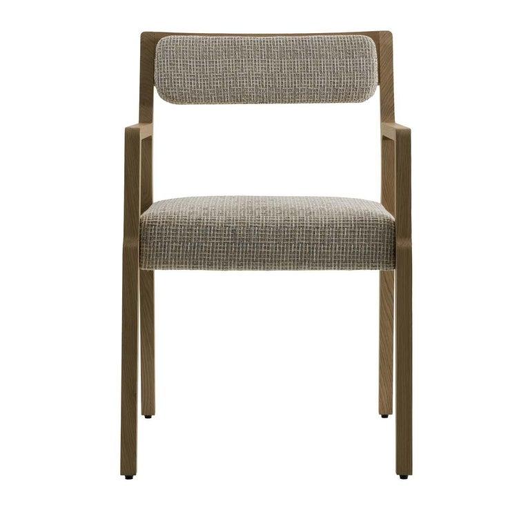 Debbie Pale Blue Armchair For Sale