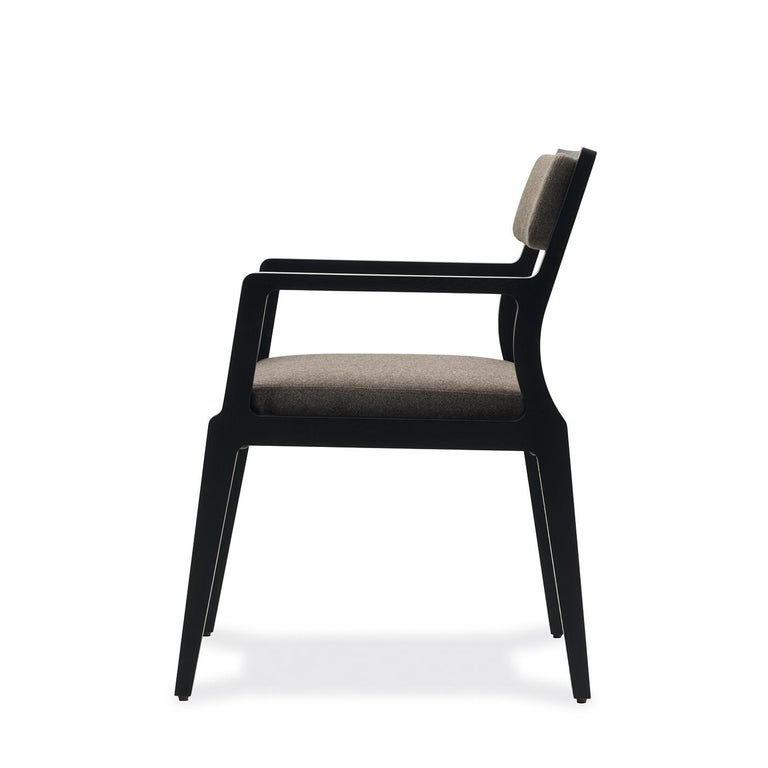 Italian Debbie Blue Armchair For Sale