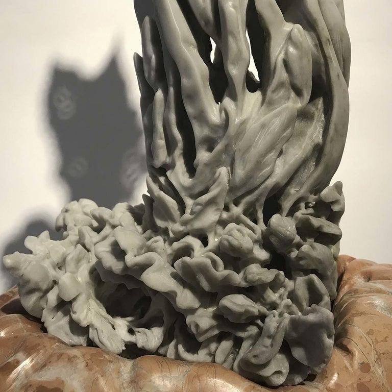 Italian Carpe Diem Sculpture For Sale