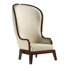 Duchesse of Home White Armchair