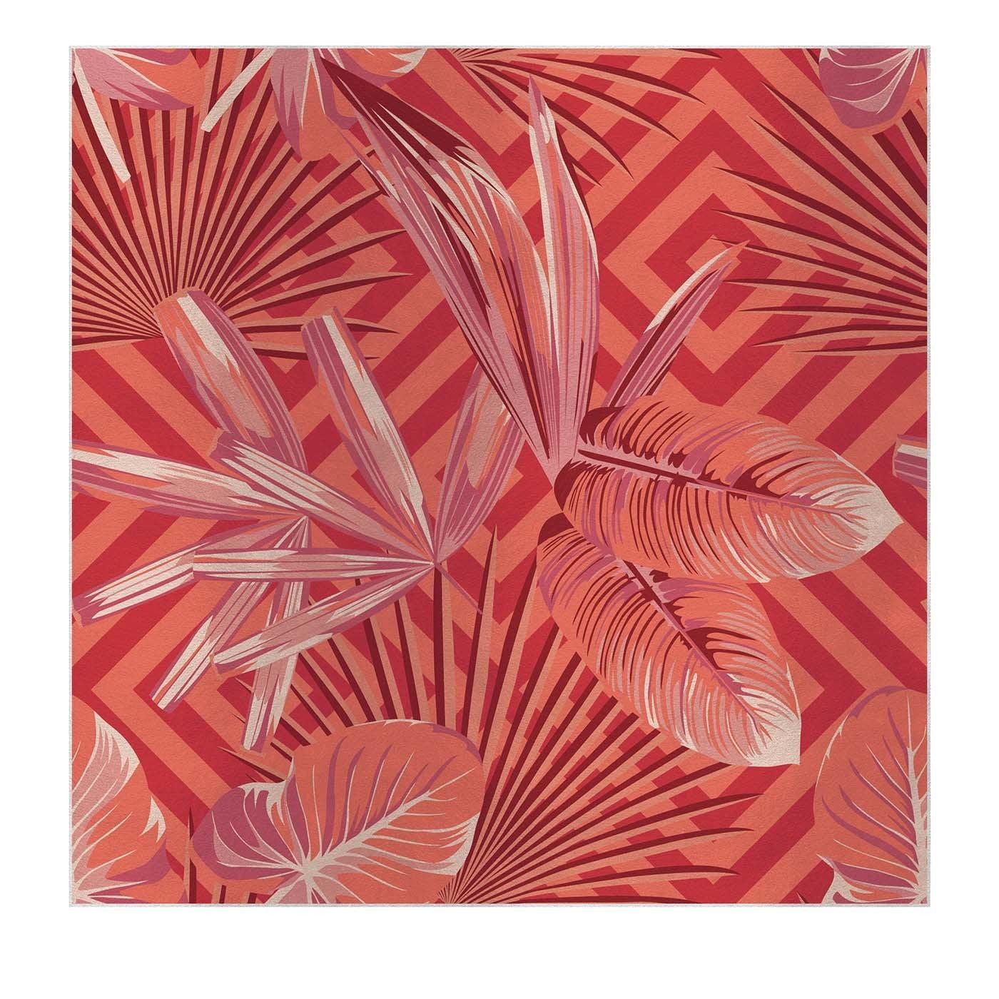 Jungle Dream Red Panel