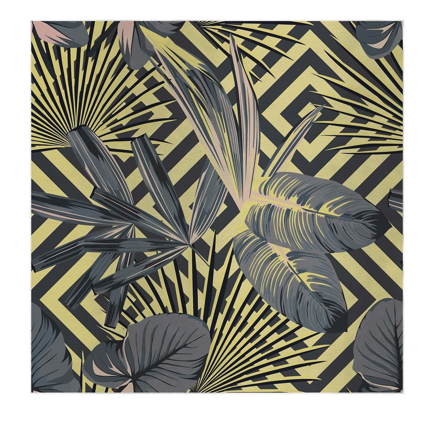Jungle Dream Yellow Panel
