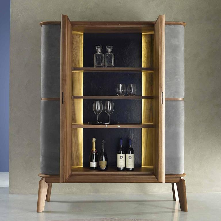 Italian Matthias Cabinet Bar For Sale