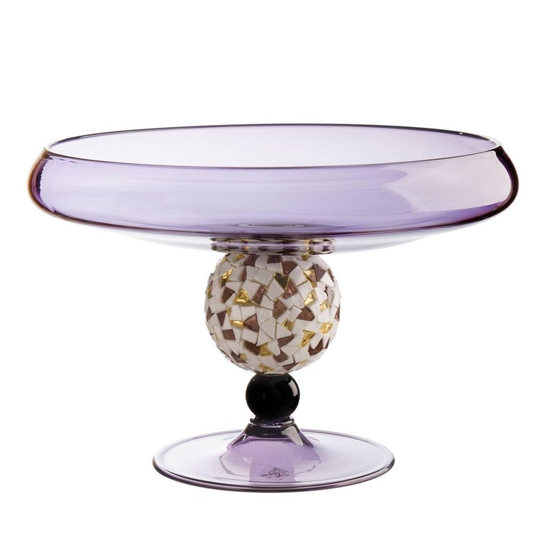 Moderna Footed Centrepiece For Sale