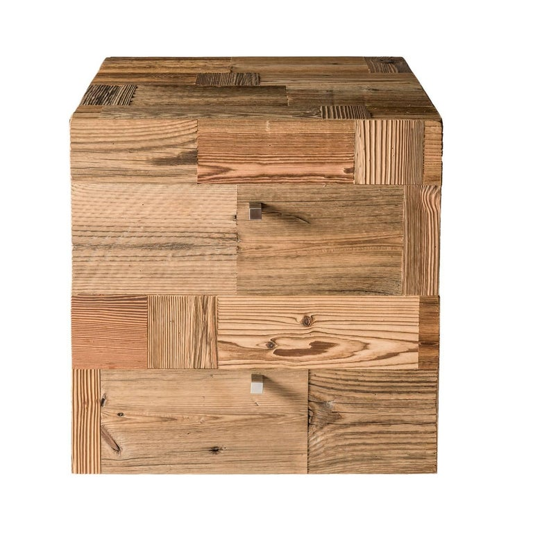Cubo Ra Stua Stool In New Condition For Sale In Milan, IT